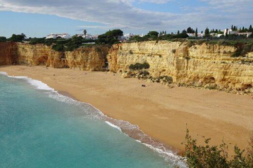 Beach Walk Algarve