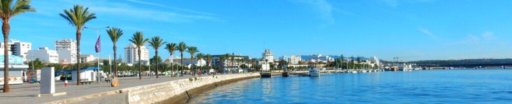 Wintering Algarve